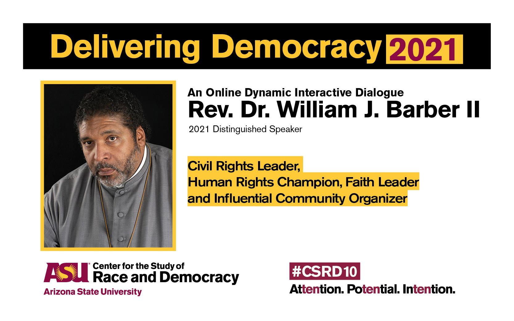 Delivering Democracy event image