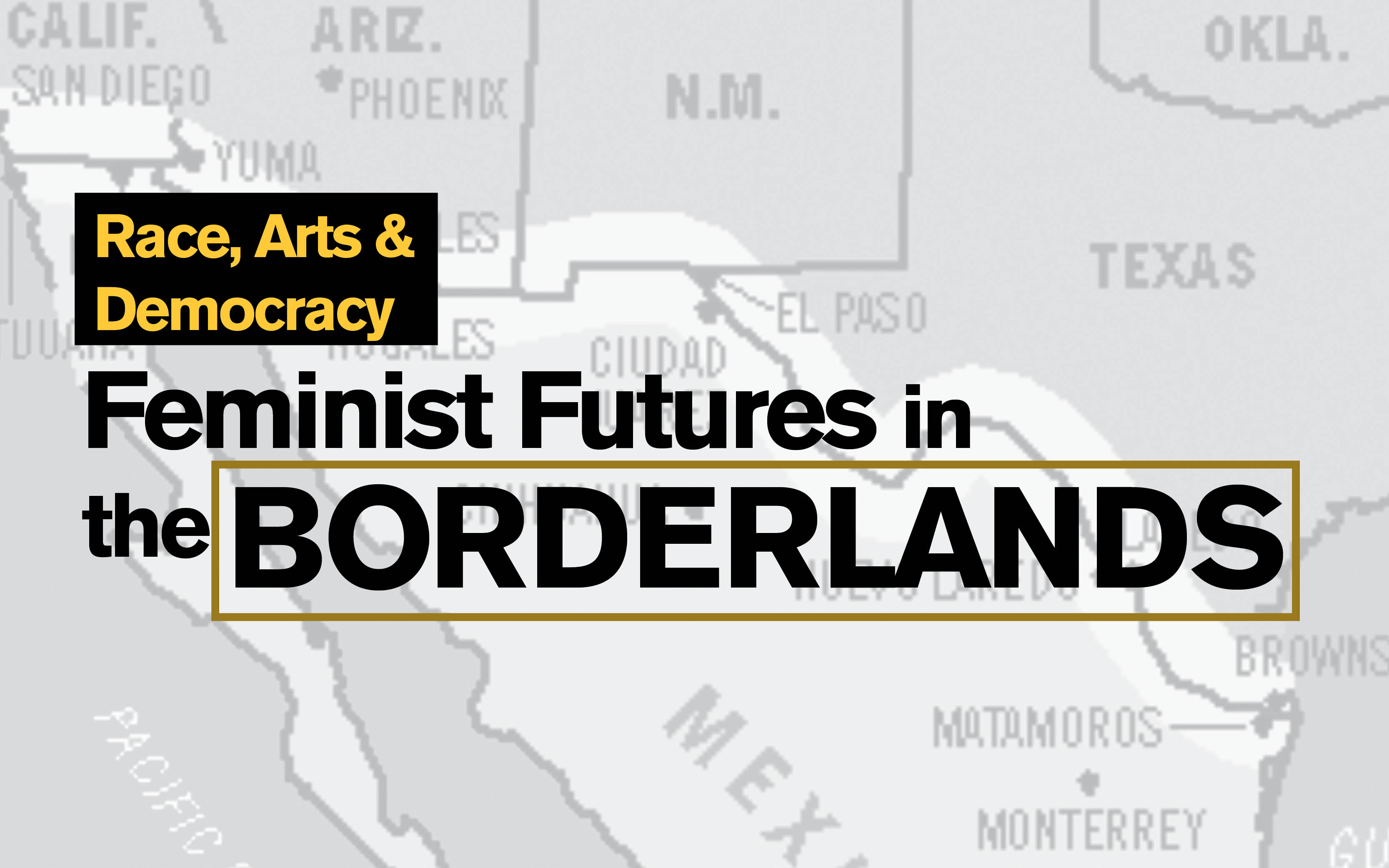 Event image Feminist Futures in the Borderland