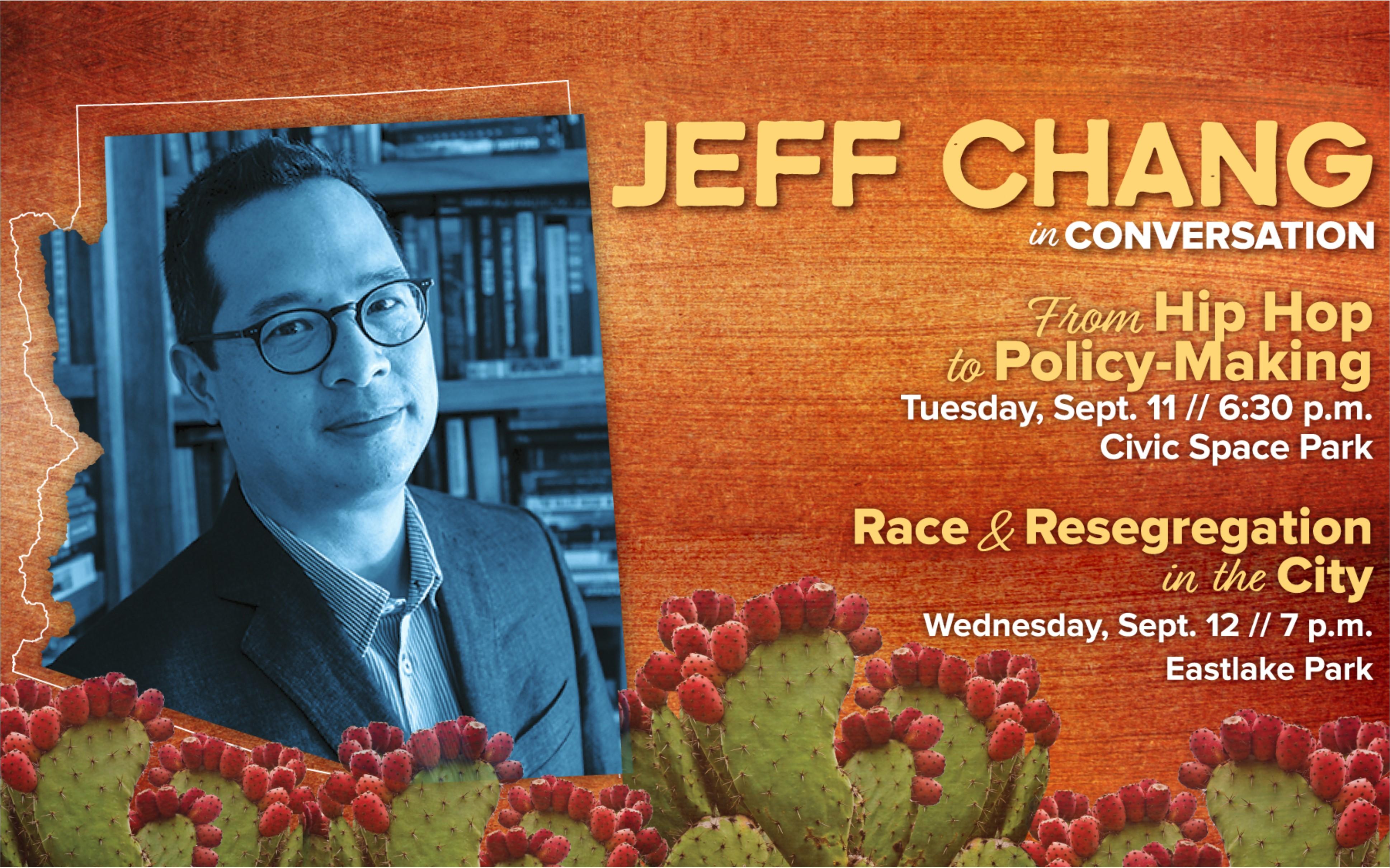 Jeff Chang Flyer