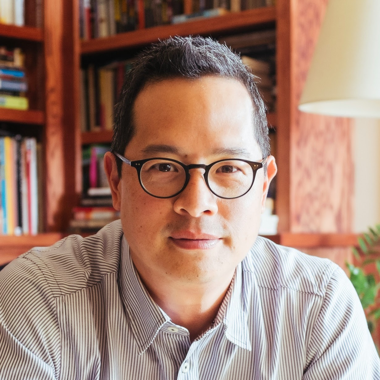 Jeff Chang headshot