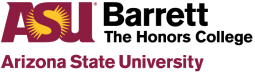 Barrett Honors College Logo