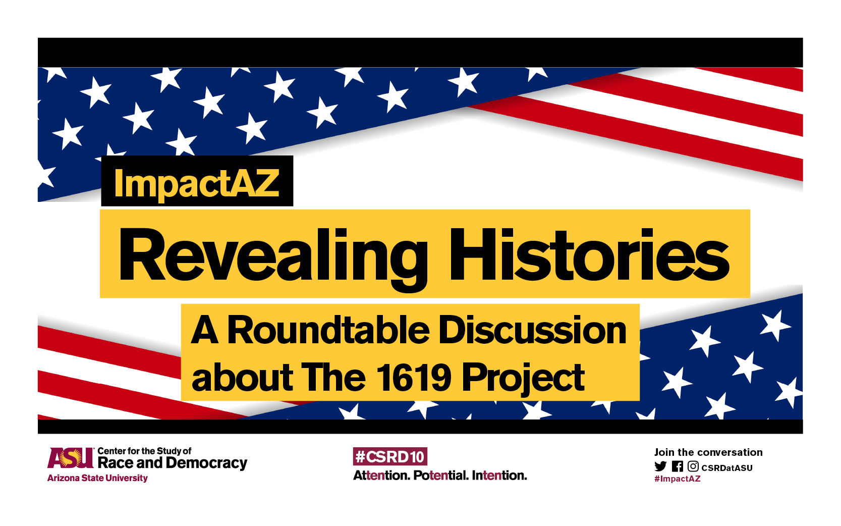 Revealing Histories Roundtable