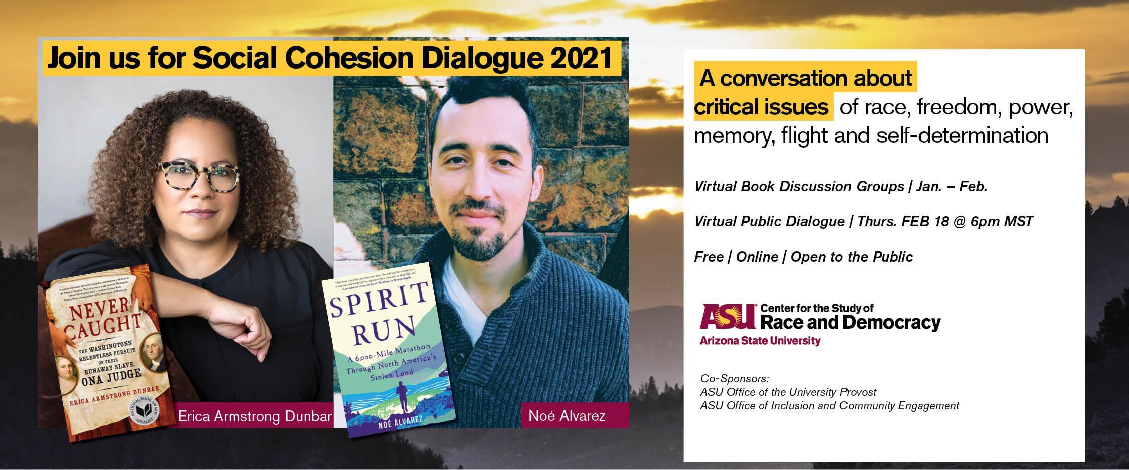 Social Cohesion Dialogue 2021