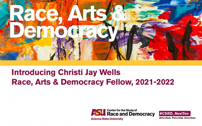 Intro of ArtsDemocracy Fellow 2021-2022