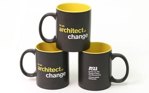 CSRD Architects of Change Mug