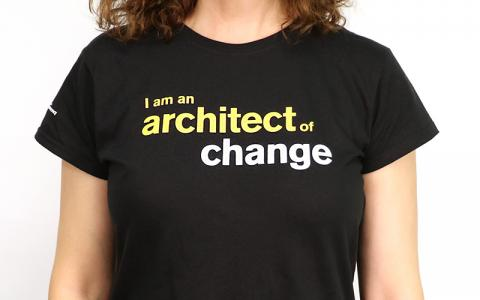 CSRD Architects of Change Women's Shirt