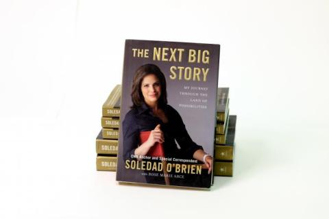 The Next Big Story Hardcover