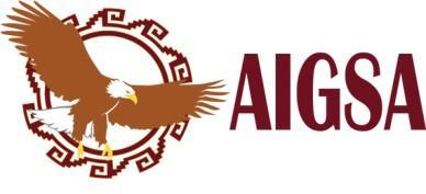 American Indian Graduate Student Association Logo