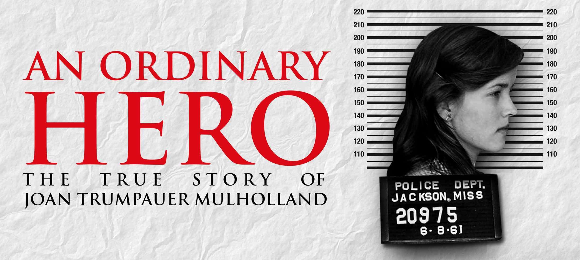 An Ordinary Hero title banner