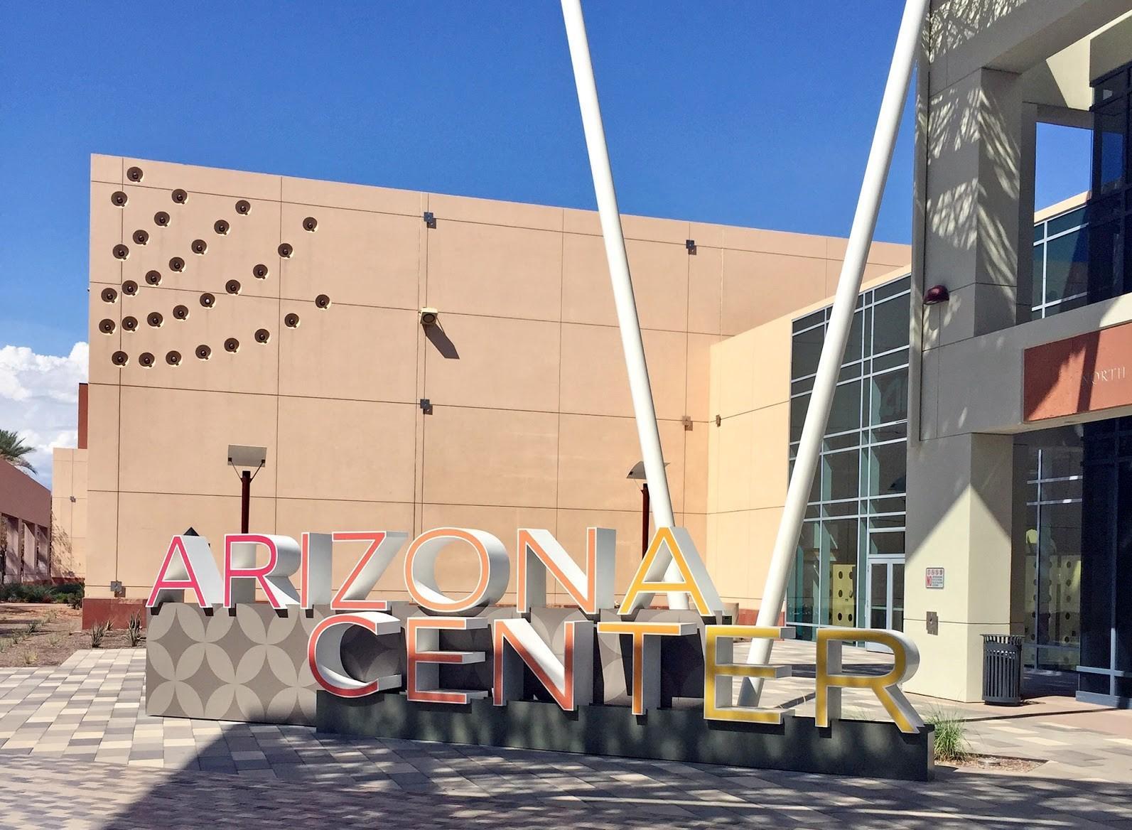 Arizona Center main entrance