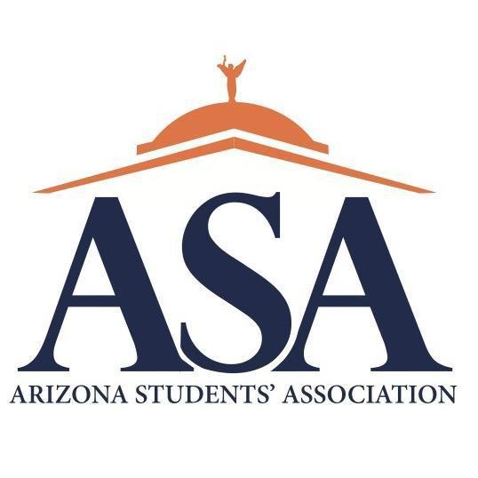 Arizona Students Association logo