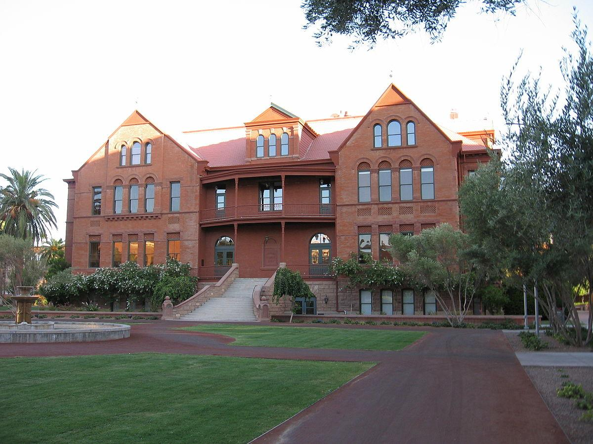 ASU Tempe - Old Main