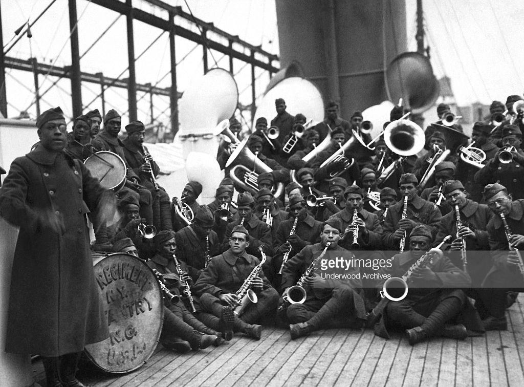 Harlem Hellfighters photo
