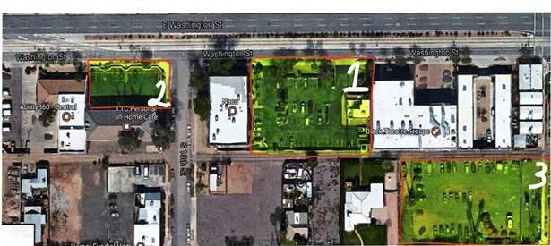 Black Theatre Troupe Parking Map
