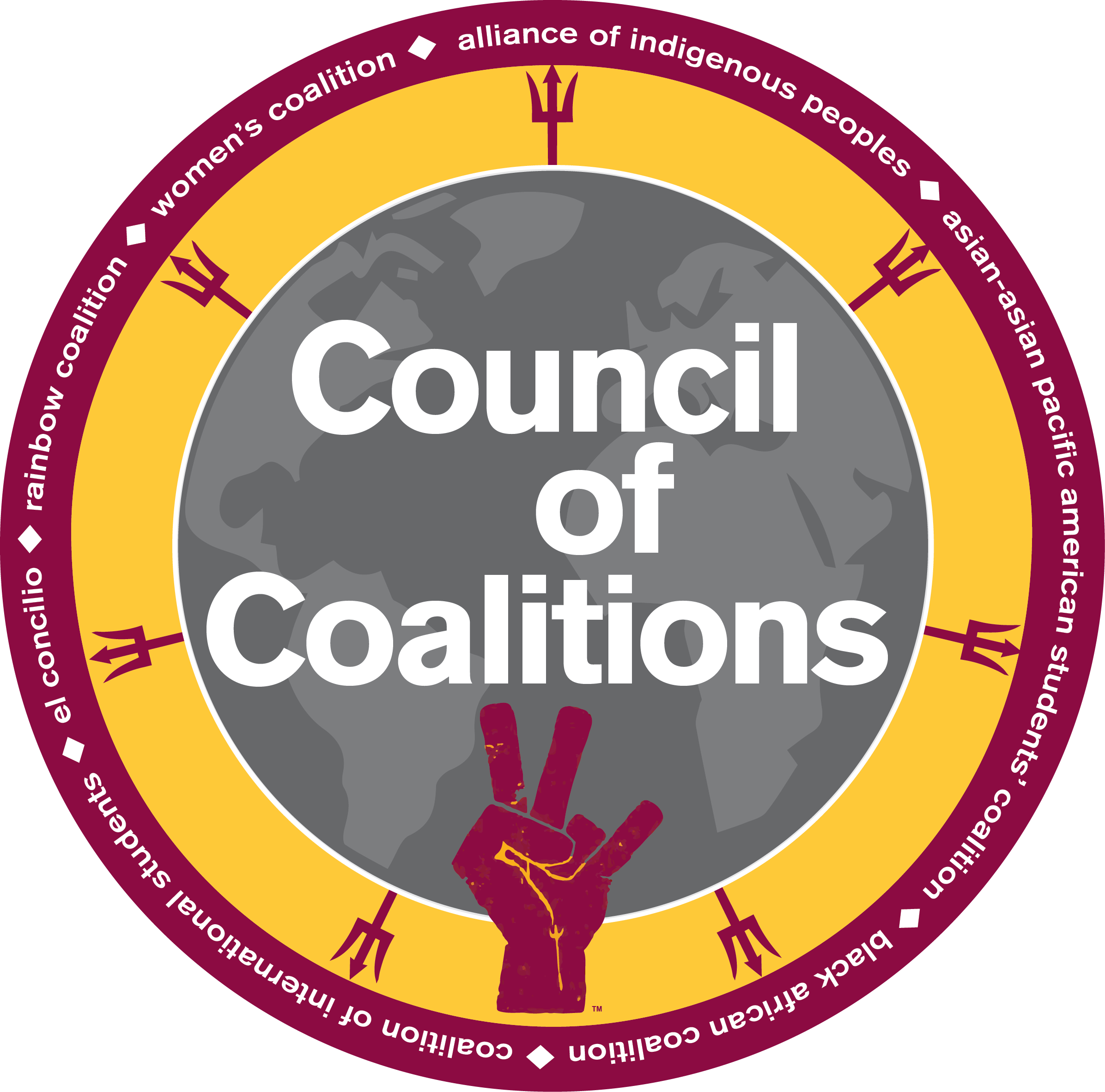Council of Coalitions logo