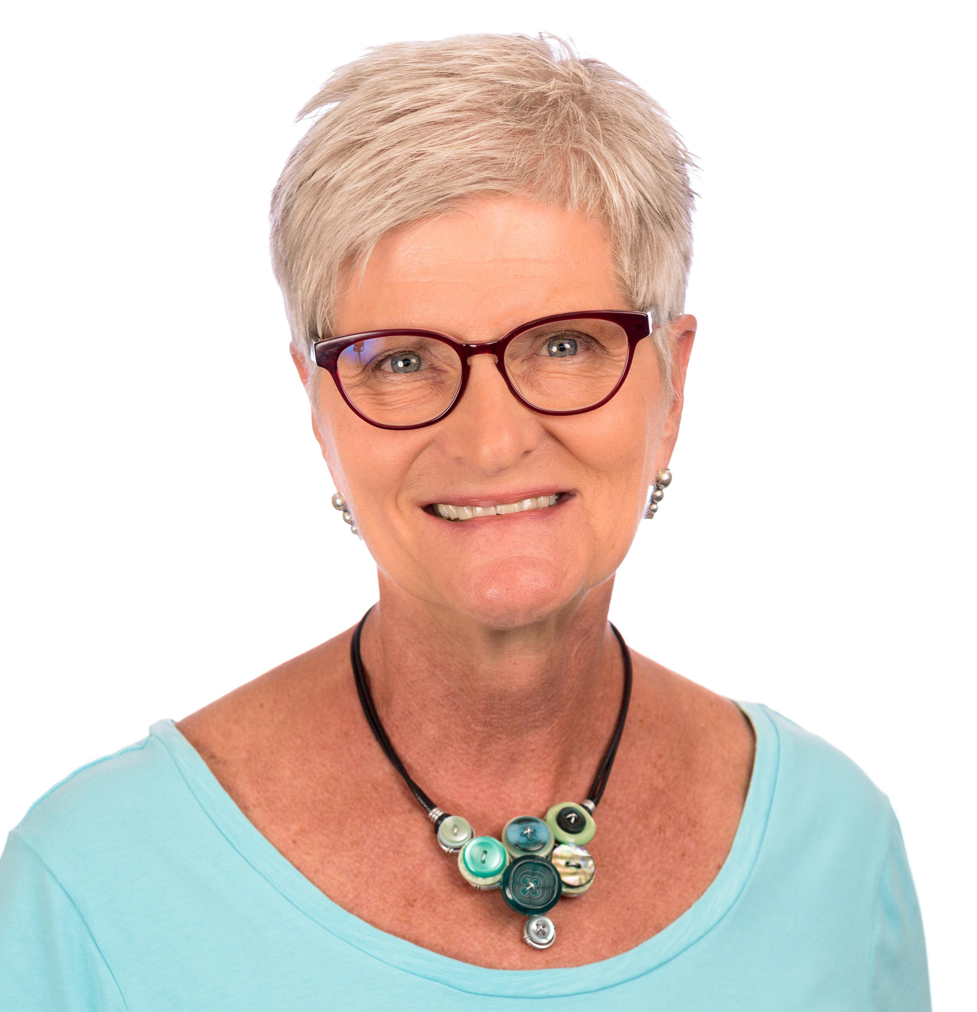 Marcie Hutchinson Headshot