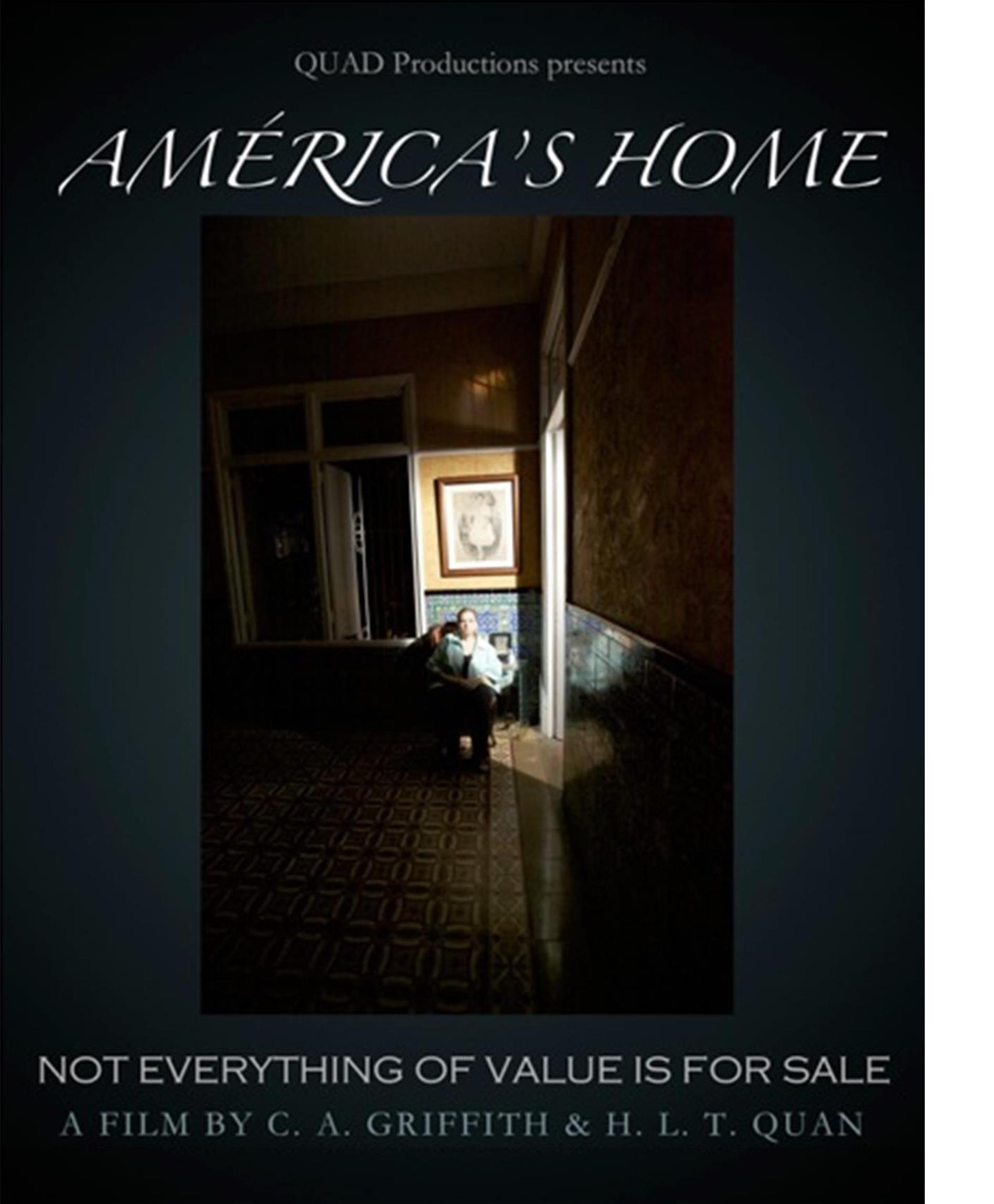America's Home Film Poster