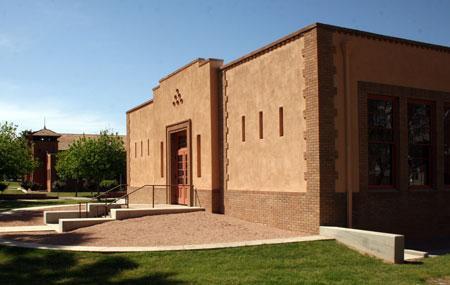 Phoenix Indian School Visitors Center