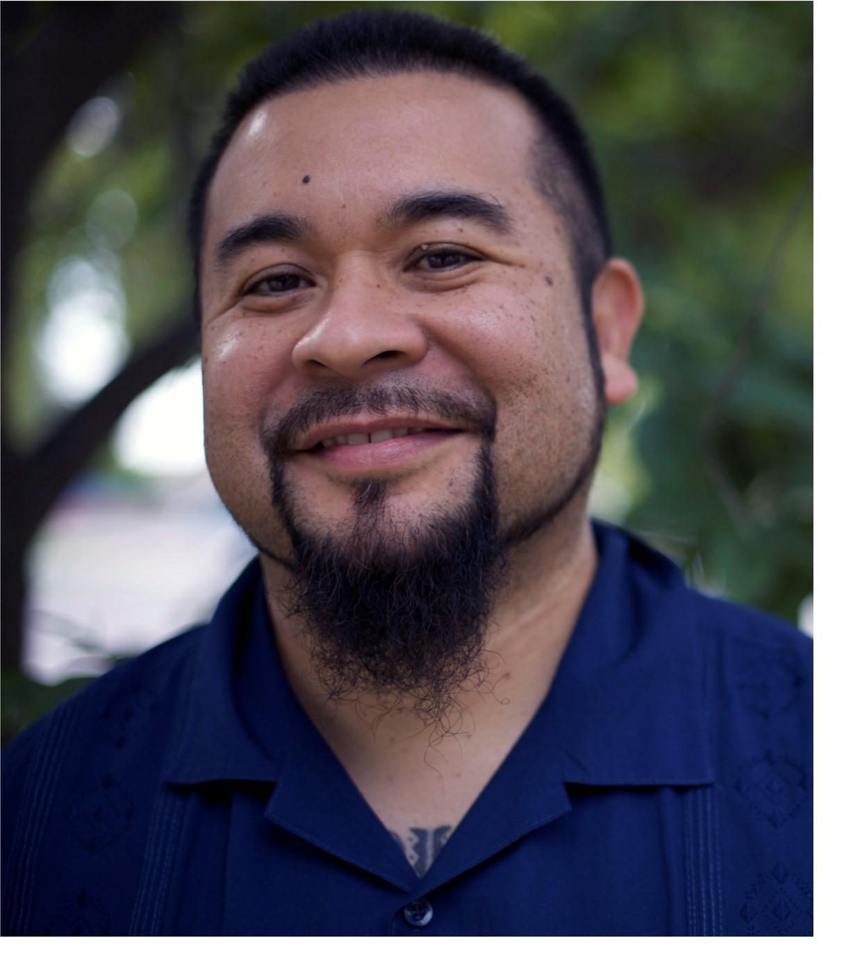 Rudy Guevarra Headshot