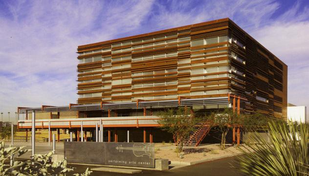 South Mountain Community College Performing Arts Center