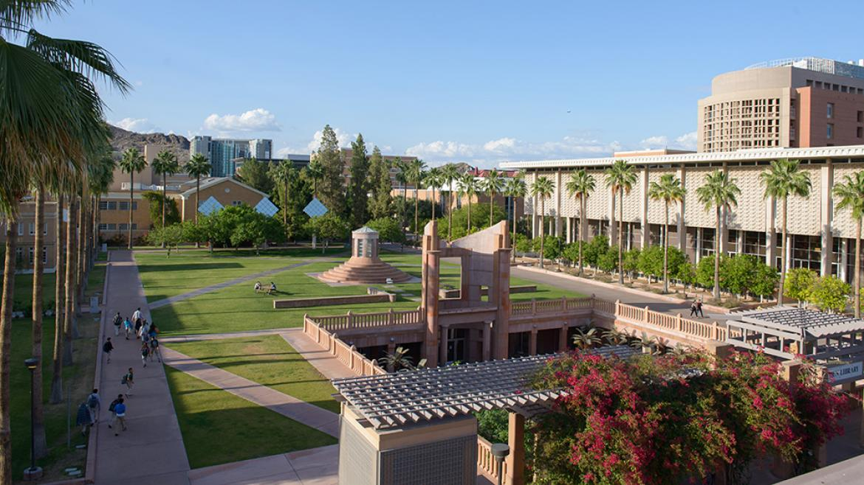 ASU Tempe campus photo
