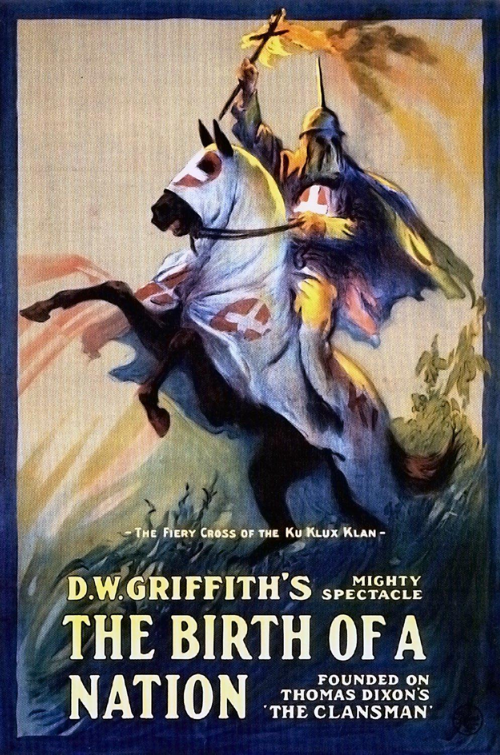 Birth of a Nation movie poster