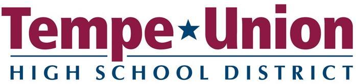 Tempe Union High School District logo