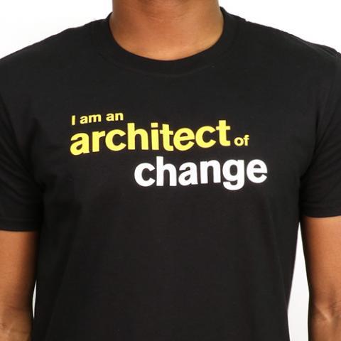 Architects of Change Shirts - Unisex