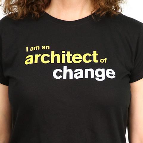 CSRD Architects of Change Women's Shirt